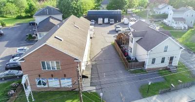 MA-Bristol County Commercial For Sale: 685-691 Fall River Avenue