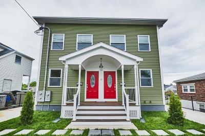 Revere Condo/Townhouse New: 177 Malden #1