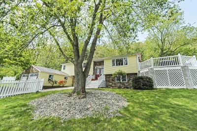 Peabody Single Family Home Contingent: 7 Lowman Circle