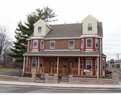 Boston Condo/Townhouse Under Agreement: 13 Woodrow Ave #13