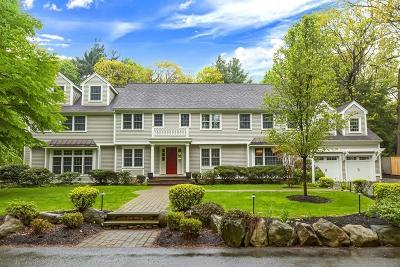 Winchester Single Family Home Back On Market: 65 Myopia Road