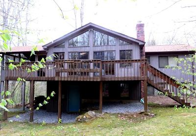 MA-Berkshire County Single Family Home For Sale: 309 Sanctuary Ln