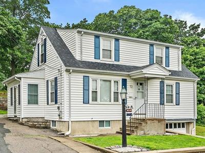 Quincy Single Family Home For Sale: 56 Loring St