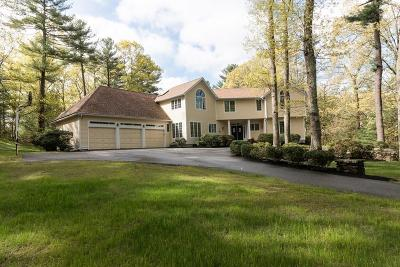 Sudbury Single Family Home For Sale: 29 Henry's Mill Lane