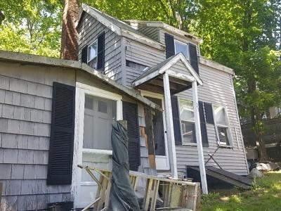 Quincy Single Family Home For Sale: 23 Island Ave