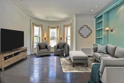 Condo/Townhouse For Sale: 224 Marlborough St #1