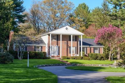 Sudbury Single Family Home For Sale: 14 Bowen Circle