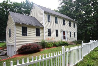Auburn Single Family Home For Sale: 81 Old Common Rd