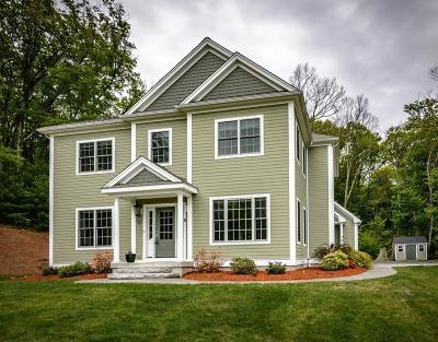 Grafton Single Family Home For Sale: 8 Brendan Drive