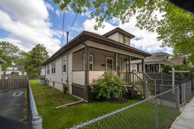 Quincy Single Family Home Contingent: 30 Baxter Ave
