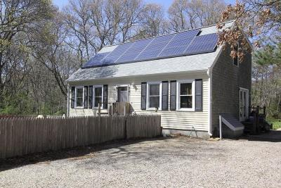 Mashpee Single Family Home For Sale: 741 Old Barnstable Road