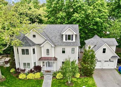 Newton Single Family Home Price Changed: 63 Avondale Road