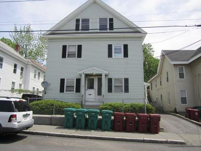 Lowell Multi Family Home For Sale: 11-13 Myrtle St