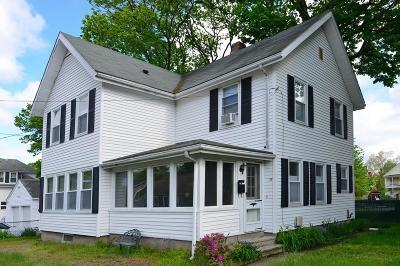 MA-Norfolk County Single Family Home For Sale: 15 Walnut Avenue