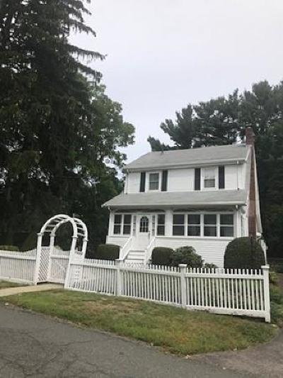 Winchester Single Family Home Price Changed: 33 Dunster Ln