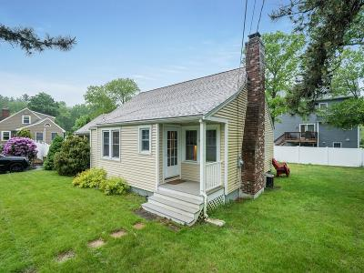 Wilmington Single Family Home For Sale: 9 Birchwood Rd