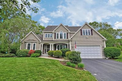 North Attleboro Single Family Home Under Agreement: 21 Willowbe Ct
