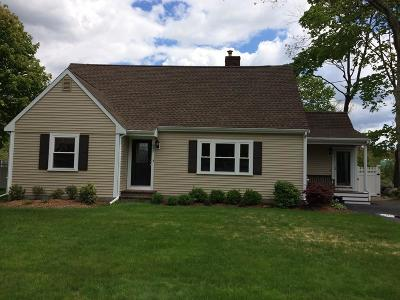 Abington Single Family Home For Sale: 695 Hancock St