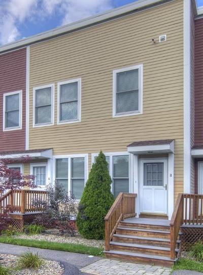 Condo/Townhouse For Sale: 910 Saratoga St #8