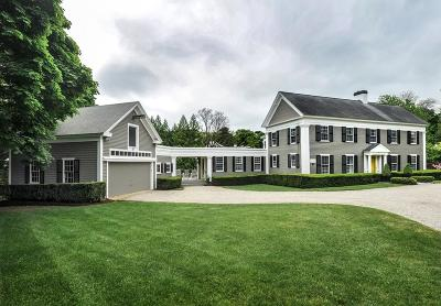 Duxbury Single Family Home For Sale: 9 Beaverbrook Ln