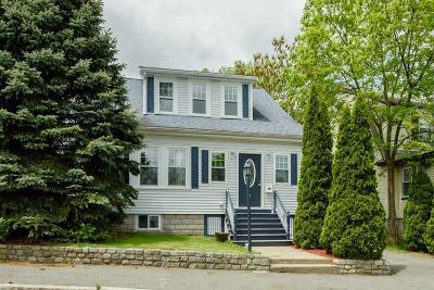 Malden Single Family Home Back On Market: 8 Ingleside Ave