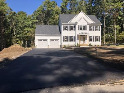 Middleboro Single Family Home For Sale: Lot 1 Thrush Hollow Lane