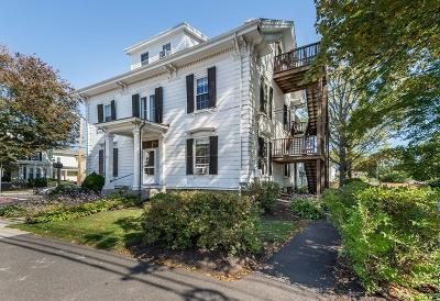Danvers Condo/Townhouse Extended: 35 Locust Street #4