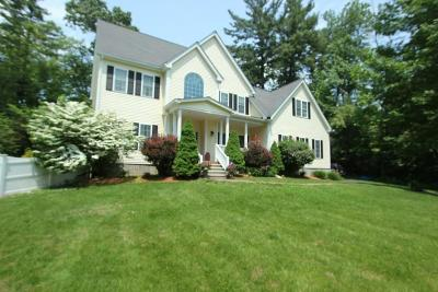 Mendon Single Family Home For Sale: 87 Park St
