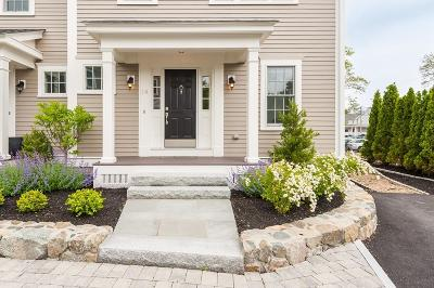 Cohasset MA Condo/Townhouse For Sale: $799,000