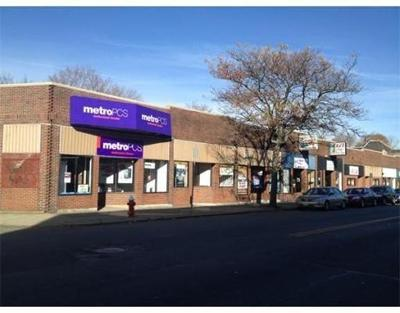 MA-Bristol County Commercial For Sale: 1859-1877 Acushnet Ave