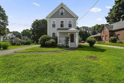 Natick Condo/Townhouse Price Changed: 110 Pond St #1