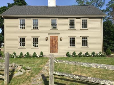 Seekonk Single Family Home For Sale: 385 Jacob St