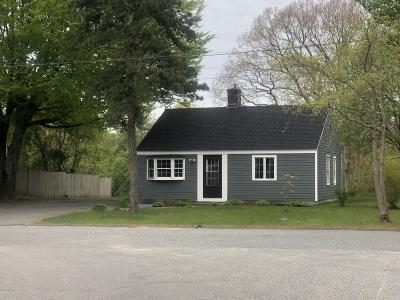 Barnstable Single Family Home For Sale: 38 General Patton Dr