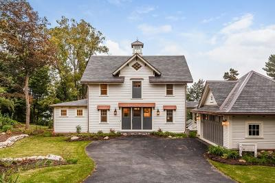 Newton Single Family Home For Sale: 17 Bellevue St