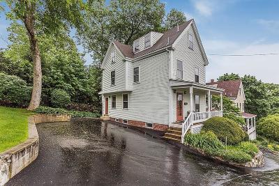 Belmont Single Family Home For Sale: 11 Sunnyside Place