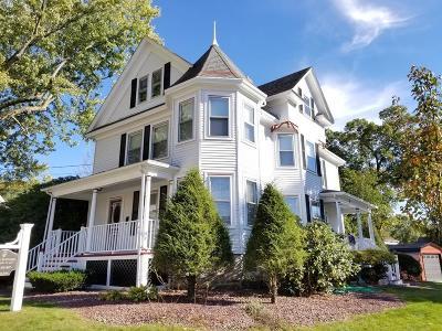 Mansfield Single Family Home For Sale: 81 Pratt Street