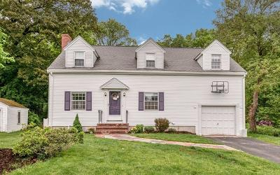 Needham Single Family Home For Sale: 31 Emerson Place