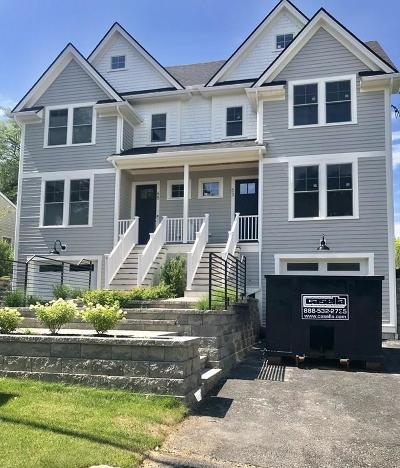 Needham Single Family Home For Sale: 63 Parish Rd #63