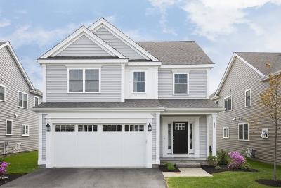 Framingham Single Family Home Under Agreement: 115 Oxbow Road
