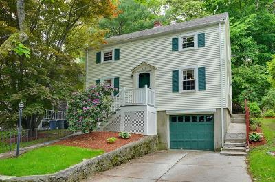Arlington Single Family Home For Sale: 127 Gloucester Street