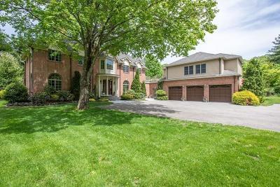 Weston Single Family Home For Sale: 5 Di Benedetto Drive