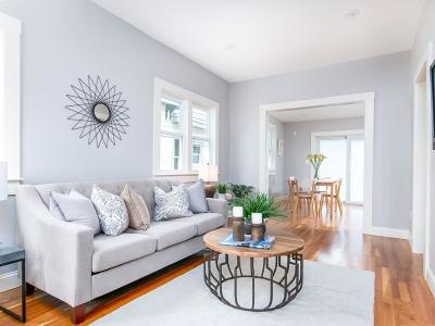 Somerville Single Family Home For Sale: 58 Otis St