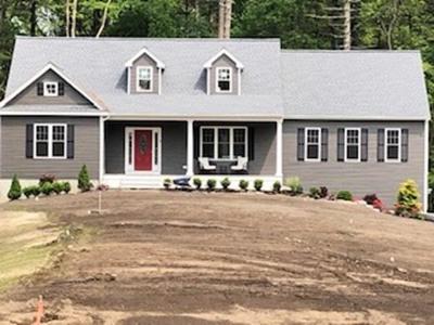 East Bridgewater Single Family Home For Sale: Lot 4 102 W. Pond Street