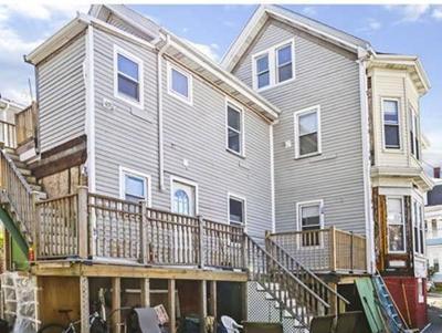 Somerville Multi Family Home For Sale: 2 Hillside Ave