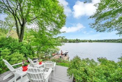 Wenham, Hamilton Single Family Home For Sale: 210 Echo Cove Road
