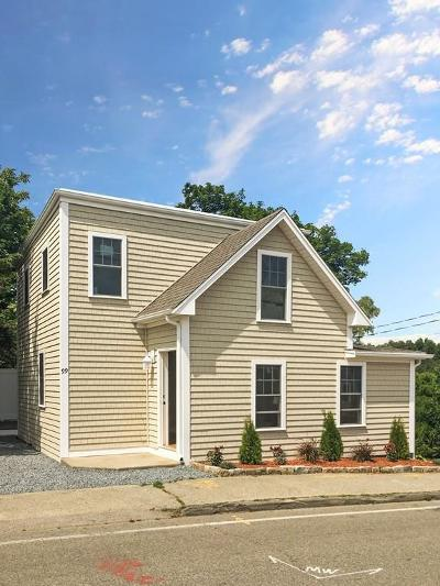 Marshfield Single Family Home For Sale: 99 Island St.