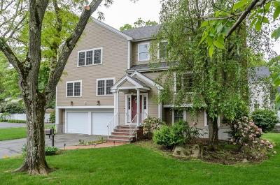 Wellesley Single Family Home For Sale: 35 Pinewood Road