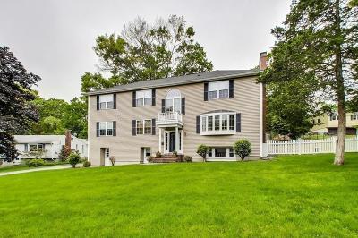Natick Single Family Home For Sale: 4 Steven Circle