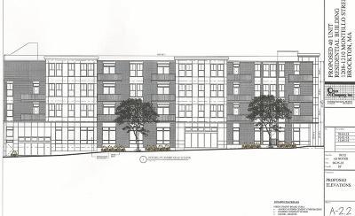 Brockton Multi Family Home For Sale: 1208-1210 Montello Street