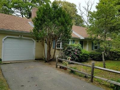 Chatham Single Family Home Under Agreement: 11 Valley Rd